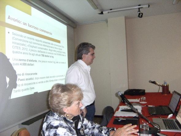 18 ottobre a Verona, con l'on.Andrea Zanoni del PE