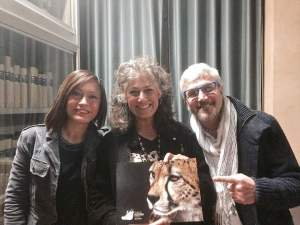 Dr. Aldo Giovannella, Francesca Pina, Mogliano Veneto, & Laurie