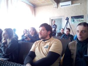 Presentazione al Parco Natura Viva
