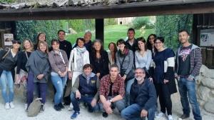 Un gruppo di amici di Falconara e Ancona