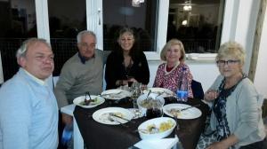 A tavola con Laurie!