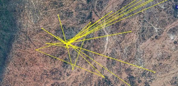 Tracciato GPS SHANDY CCF MAy 2016