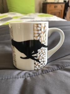 20.1 Mug Cheetah Run